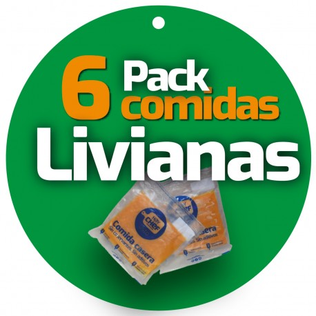 PACK LIVIANAS